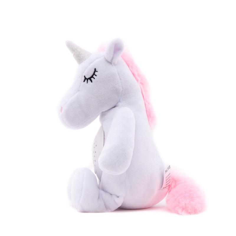 Plush Night Light Unicorn - Baby Monsters