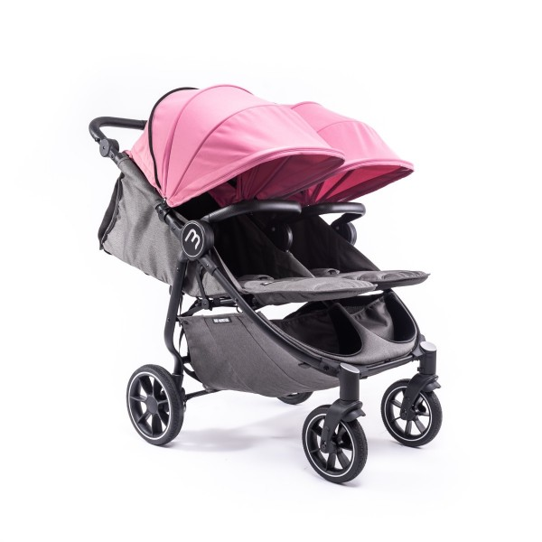 Easy Twin 4 Twin Cart - Baby Monsters