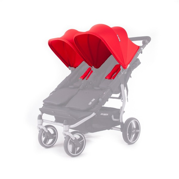 Color Packs Canopy Easy Twin - Baby Monsters
