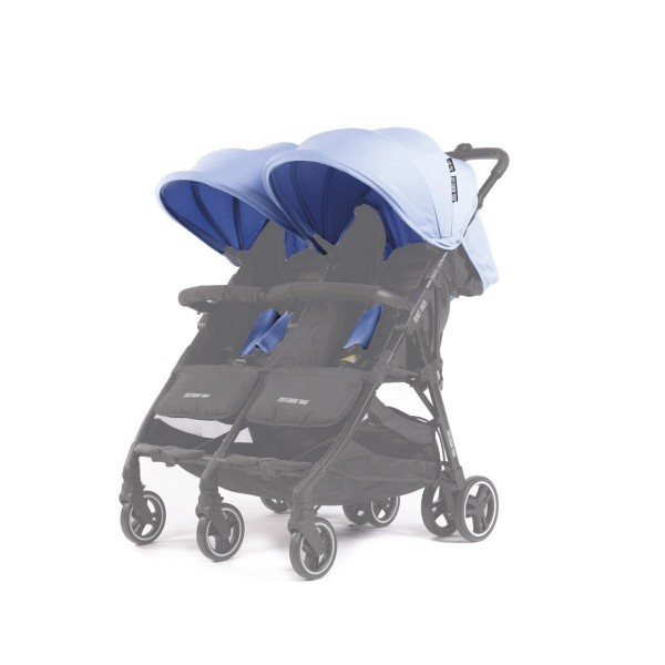Color Packs Canopy Kuki Twin - Baby Monsters