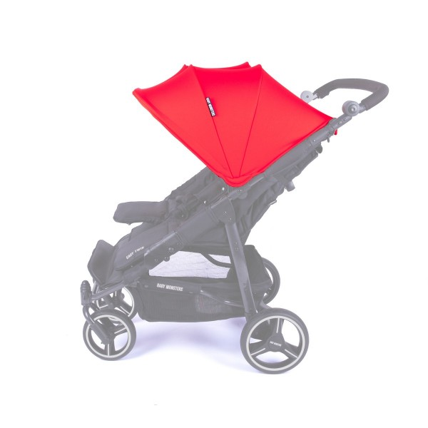 Color Packs Canopy Easy Twin 2.0 - Baby Monsters