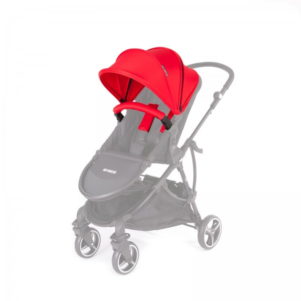 Canopy for Reversible Seat Unit Globe - Baby Monsters