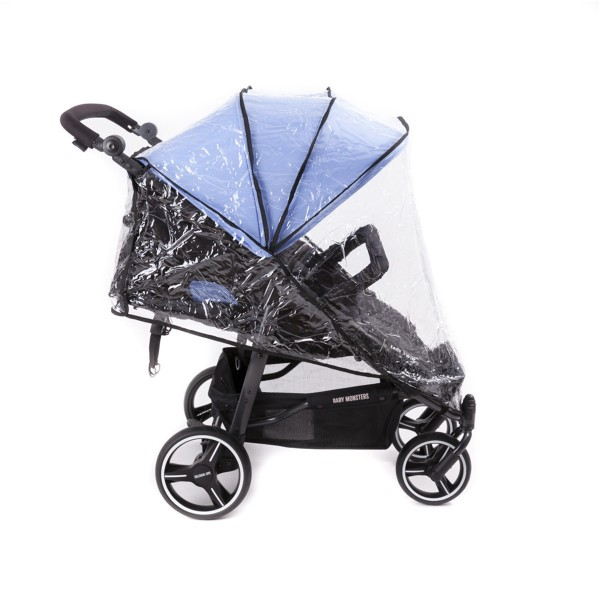 Easy Twin 3s Light Rain Cover - Baby Monsters