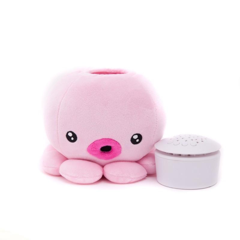 Plush Night Light Octopus - Baby Monsters