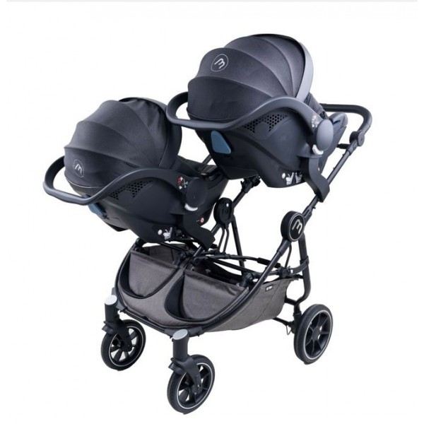 Car Seat Group 0+ Apolo - Baby Monsters