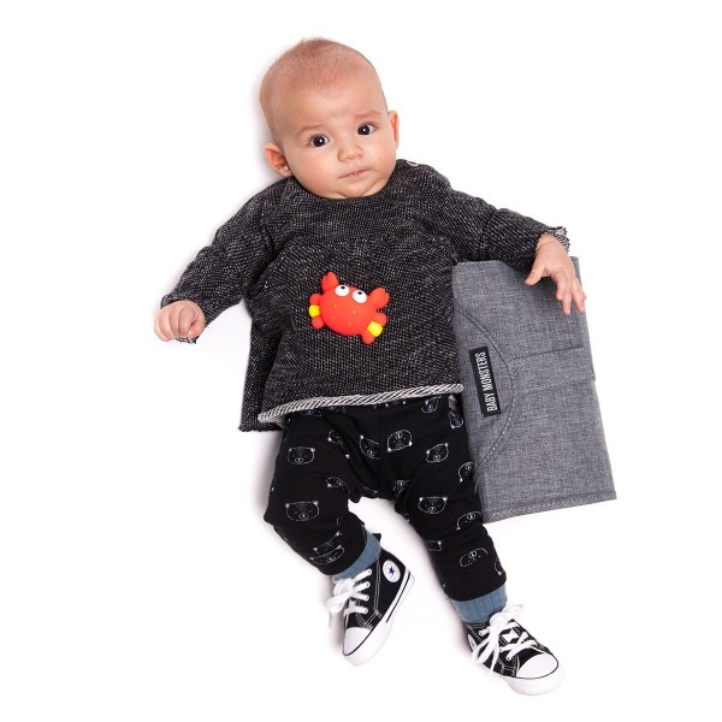 Universal Change mat - Baby Monsters