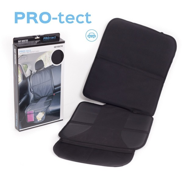 Car seat protector PRO-Tect - Baby Monsters