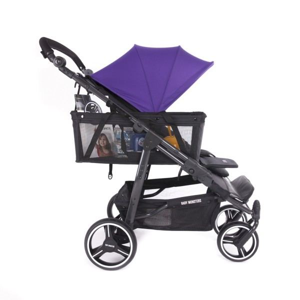 Shoping basket Shop&Go for Easy Twin - Baby Monsters