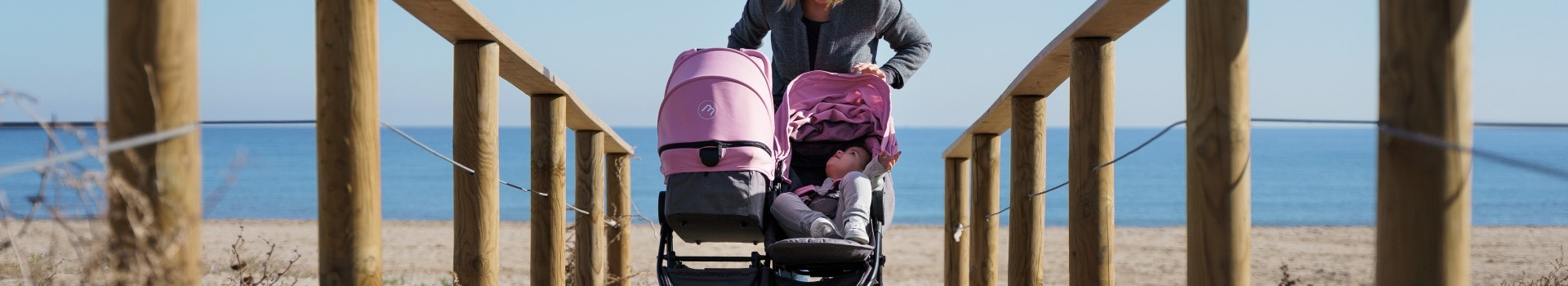 Twin strollers and twin pram babies | Baby Monsters