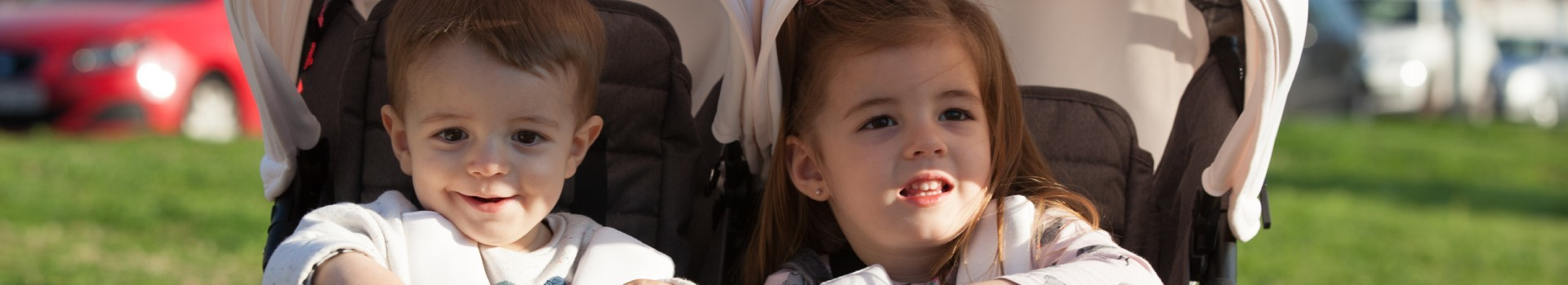 Set of hoods for baby stroller | Baby Monsters